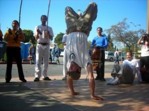Treinel Daniel Capoeira Angola Hawaii
